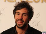Max Giesinger Gesicht face Kopf Promi Jose Carreras Gala Hotel Estrell Berlin SAT.1GOLD Berichterstatter
