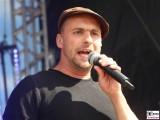 Max Mutzke Gesicht face Kopf Promi Gesang REWE family Familien Event Berlin Festplatz