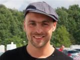Max Mutzke Gesicht laechelt face Kopf Promi Gesang REWE family Familien Event Berlin Festplatz