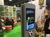 McDonalds Stand #scaleforgood ich liebe es Gruene Woche Berlin Messe Funkturm PresseFoto
