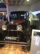 Mercedes Landaulet ITB Stuttgart Berlin Funkturm Reise Urlaub Berichterstatter