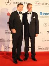 Michael Mronz, Guido Westerwelle 20. Jubiläums Operngala Deutsche AIDS-Stiftung Berlin