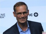 Michael Mueller Gesicht Regierender Buergermeister Kopf Produzentenfest Produzentenallianz Regen Kongresshalle Hutschachtel WestBerlin Berichterstatter