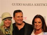 Mieze, Guido Kretschmer, Christine Neubauer Gesicht Promi face Guido Maria Kretschmer nhow hotel Berlin Stralauer Allee
