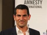Mitri Sirin Gesicht Face Kopf Amnesty Deutschland Verleihung Menschenrechtspreis Maxim Gorki Theater Berlin