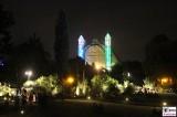 Mittelmeerhaus Botanische Nacht Botanischer Garten Museum Sommernacht Berlin Dahlem Steglitz karibische Sommernacht Berichterstatter