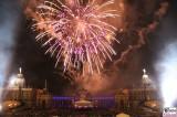 Moppke Communs Neues Palais Feuerwerk 2014 Vorabend Schloessernacht Park Sanssouci