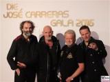 Musik Band Santiano Promi Jose Carreras Gala Hotel Estrell Berlin SAT.1GOLD Berichterstatter