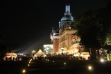 Neues Palais nachts Park Sanssouci XV Potsdamer Schlössernacht Potsdam