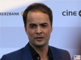 Nikolai Kinski Gesicht face Kopf Produzentenfest Sommerparty Produzentenallianz Summerparty Kongresshalle WestBerlin Berichterstatter