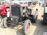 Normag NG 22 Traktor 1937 Treckertreffen Philadelphia Storkow Mark Brandenburg Sommer Oldtimer Traktoren