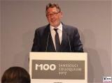 OB Jann Jakobs M100 Promi Redner Colloquium Medienkonferenz Sanssouci Orangerie Potsdam Berichterstatter