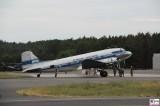 OH-LCH C-47 Finnish Airlines Schoenhagen Potsdam Brandenburg Luftbruecke 70 Jahre Berichterstattung TrendJam