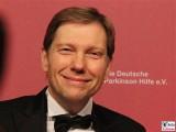 Oliver Dunk b2 Gesicht face Kopf TULIP Deutsche Parkinson Gala Charity Metropolishalle Potsdam Babelsberg Filmpark Großbeerenstraße 200 Berichterstatter