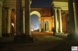 Orangerie Terrasse Park Sanssouci Schloessernacht Beleuchtung Illumination Potsdam Schloss