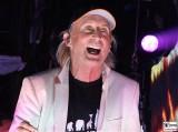 Otto Waalkes Gesicht Promi singt Panik Rock Olympia StadionTour Arena Berlin