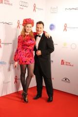 Palina Rojinski Guido Maria Kretschmer 13. Künstler gegen Aids GALA 2013 Stage Theater des Westens Berlin