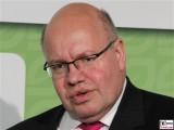 Peter Altmaier Gesicht Promi GreenTec Awards Tempodrom Berlin