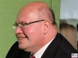Peter Altmaier Kanzleramtschef Gesicht links Promi GreenTec Awards Tempodrom Berlin