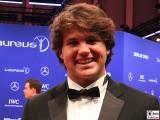Philipp Koester Gesicht face Kopf Laureus World Sports Awards Berlin Messe