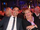 Philipp Roesler, Sabine Leutheusser Schnarrenberger 2013 VDZ Verband Deutscher Zeitschriftenverleger Berlin Publishers Night