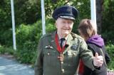 Pilot Gail Halvorsen Platz der Luftbruecke Fest 12. Mai 2019 Berlin THF Flughafen Tempelhof Luftbruecke 70 Jahre Berichterstattung TrendJam