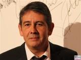 Placido Domingo jr. Gesicht face Kopf Promi Jose Carreras Gala Hotel Estrell Berlin SAT.1GOLD Berichterstatter