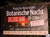 Plakat Botanische Nacht Berlin Dahlem Botanischer Garten Magische Natur Welten Berichterstatter