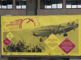 Plakat Fest der Luftbruecke 12. Mai 2019 Berlin THF Hangar Flughafen Tempelhof Luftbruecke 70 Jahre Berichterstatter TrendJam