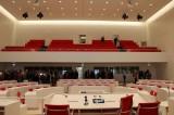 Plenarsaal Stadtschloss Potsdam neuer Landtag Brandenburg weisses Schloss m1