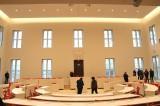Plenarsaal Stadtschloss Potsdam neuer Landtag Brandenburg weisses Schloss m2