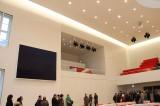 Plenarsaal Stadtschloss Potsdam neuer Landtag Brandenburg weisses Schloss r2
