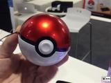 Pocket Ball Pokéball USB Aufladestation Pokémon IFA Internationale Funkausstellung Berlin Messe unter dem Funkturm Berichterstatter