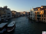 Ponte dell accademia Venezia Canal Grande Venedig Italien