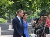 Prince William Duke of Cambridge, Catherine Duchess of Cambridge Denkmal für die ermordeten Juden Europas Berlin Berichterstatter