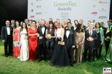 Promis Gewinner GreenTec Awards Tempodrom Berlin