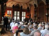 Publikum Orangerie Neuer Garten Potsdam 70 Jahre Potsdamer Konferenz Gartenseite