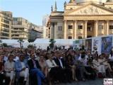 Publikum Roger Cicero singt Sinatra Classic Open Air Gendarmenmarkt