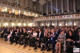 Publikum Verleihung Konzerthaus Gendarmenmarkt Red Dot Award Best of the best Communication Design 2016 Berlin