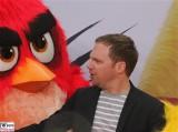 Ralf Schmitz Gesicht face Kopf RED ANGRY BIRDS - DER FILM Deutschland Premiere Kinostart Sony Center Berlin Mitte Potsdamer Platz AngryBirdsFilm SonyPictures