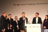 Ralf Stroop Google Impact Challenge Deutschland Siegerfoto Mobile Retter Sieger Cafe Moskau Karl Marx Allee Berlin