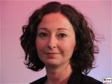 Ramona Pop Gesicht face Kopf Buendnis 90 Die Gruenen Buergermeisterin Senatorin Berlin Neujahrsempfang IHK Handwerkskammer Berichterstatter
