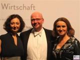 Ramona Pop, Markus Voigt, Sigrid Nikutta BVG Promi VBKI Ball der Wirtschaft Hotel Interconti Berlin Berichterstatter