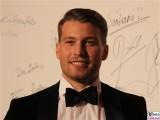 Raul Richter Gesicht face Kopf Promi Jose Carreras Gala Hotel Estrell Berlin SAT.1GOLD Berichterstatter