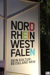 Reiseland Aufsteller NRW Nordrhein-Westfalen Sommerfest 2019 Berlin Botschaft Berichterstattung Trendjam