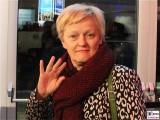 Renate Kuenast Gesicht face Kopf Buendnis 90 Die Gruenen MdB Berlin Neujahrsempfang IHK Handwerkskammer Berichterstatter