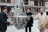 Ringerkolonnade Wiederaufbau Steubenplatz Stadtschloss Landeshauptstadt Brandenburg Neue Mitte Landtag Eingabe