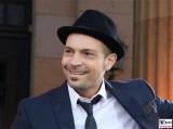 Roger Cicero Promi Laecheln Saenger Sinatra Classic Open Air Gendarmenmarkt
