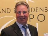 Rolf Kutzmutz Gesicht face Kopf Sport Gala Turbine Potsdam Metropolishalle Berichterstatter