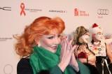Romy Haag13. Künstler gegen Aids GALA 2013 Stage Theater des Westens Berlin